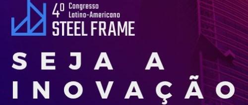 4º Congresso Latino-Americano Steel Frame