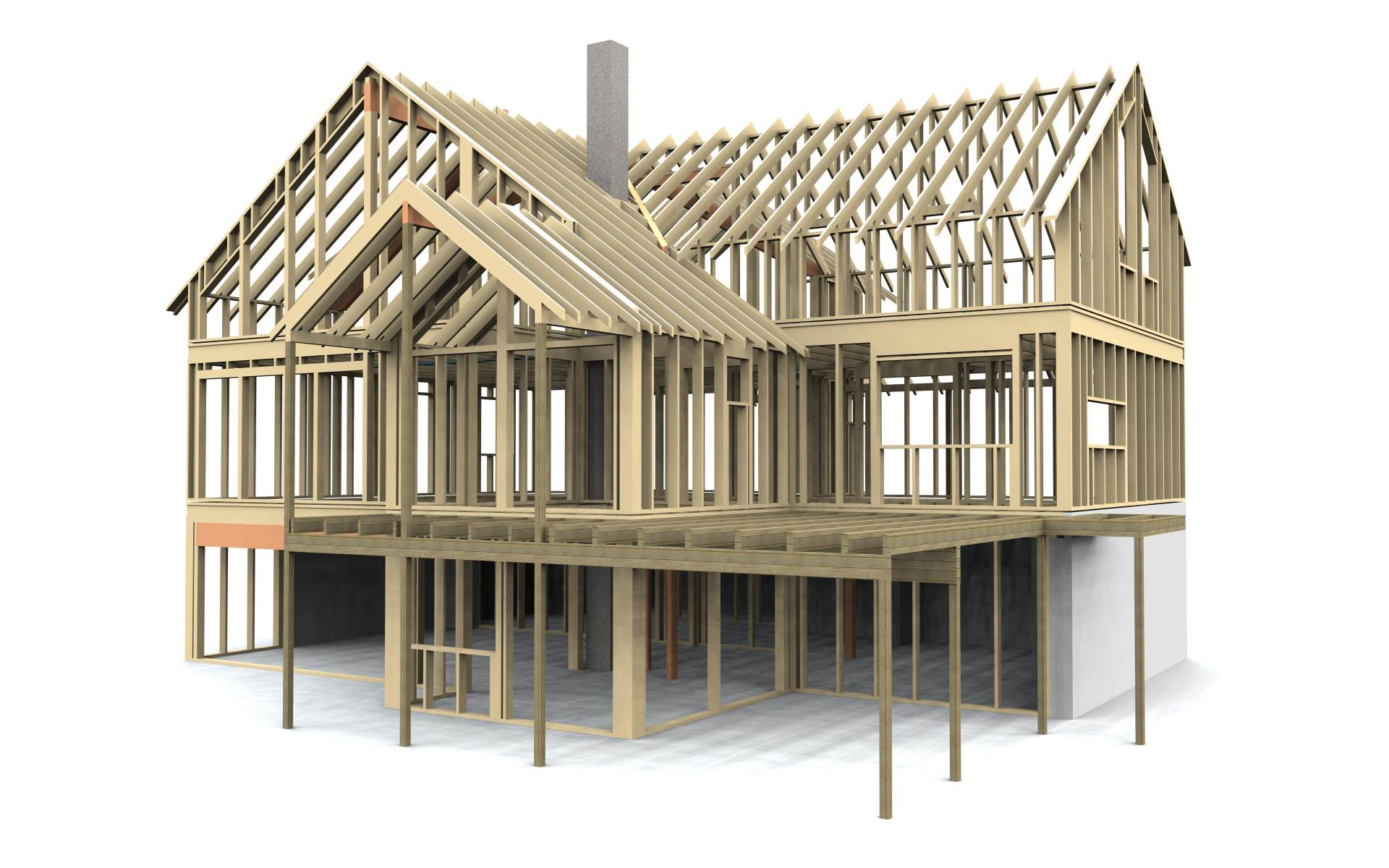 Vertex BD Timber Framing