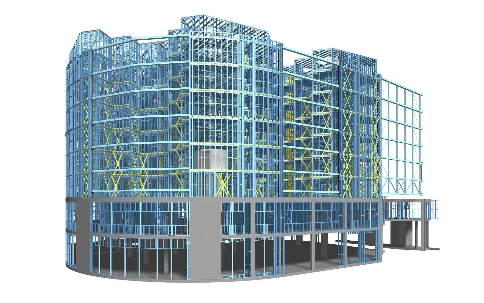 Vertex BD Commercial Construction
