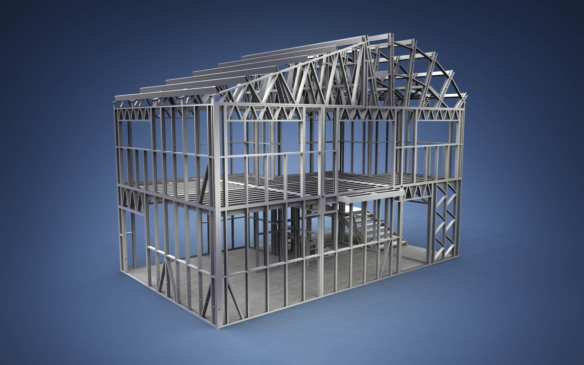 Vertex BD Cold-Formed Steel Framing