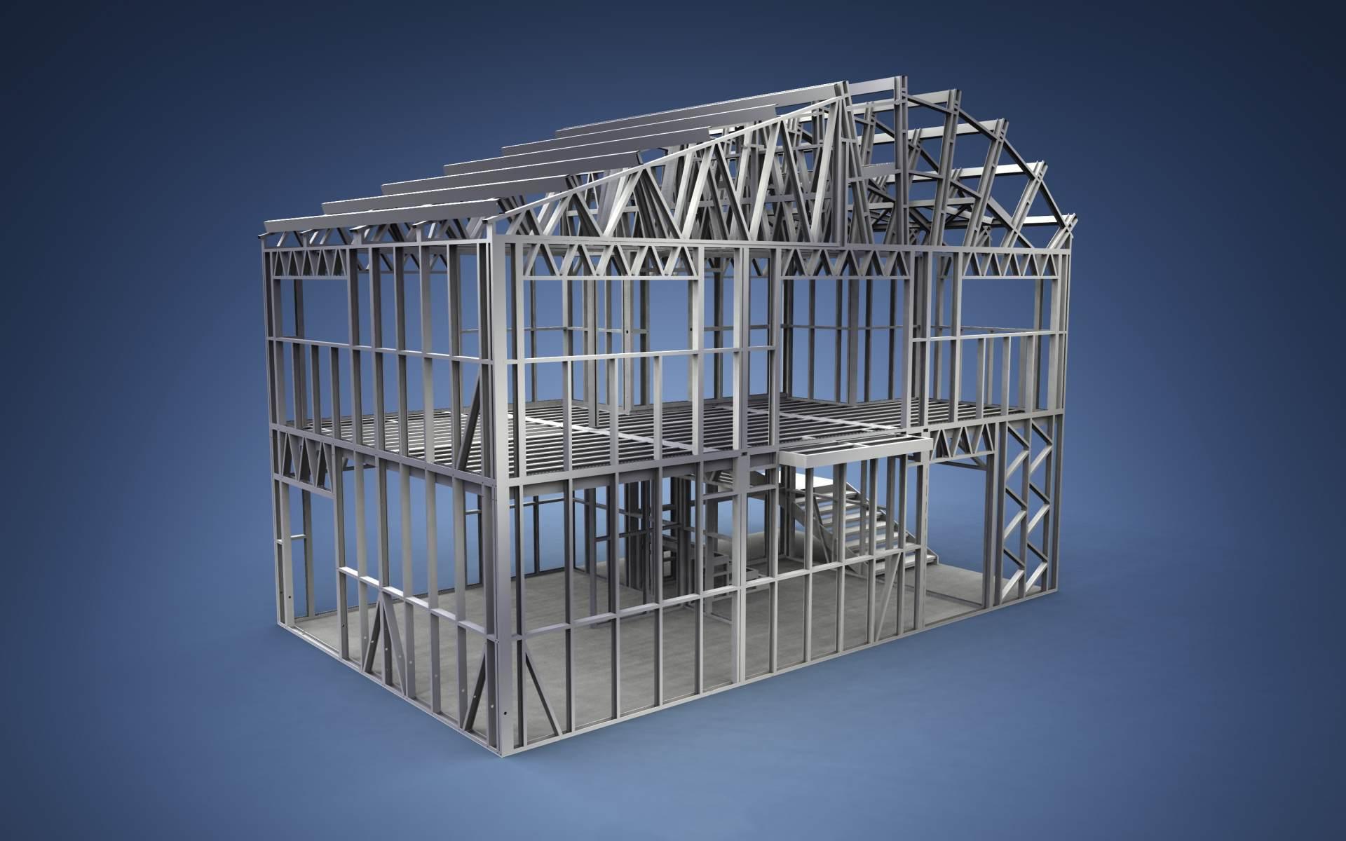 Vertex BD Cold-Formed Steel Framing