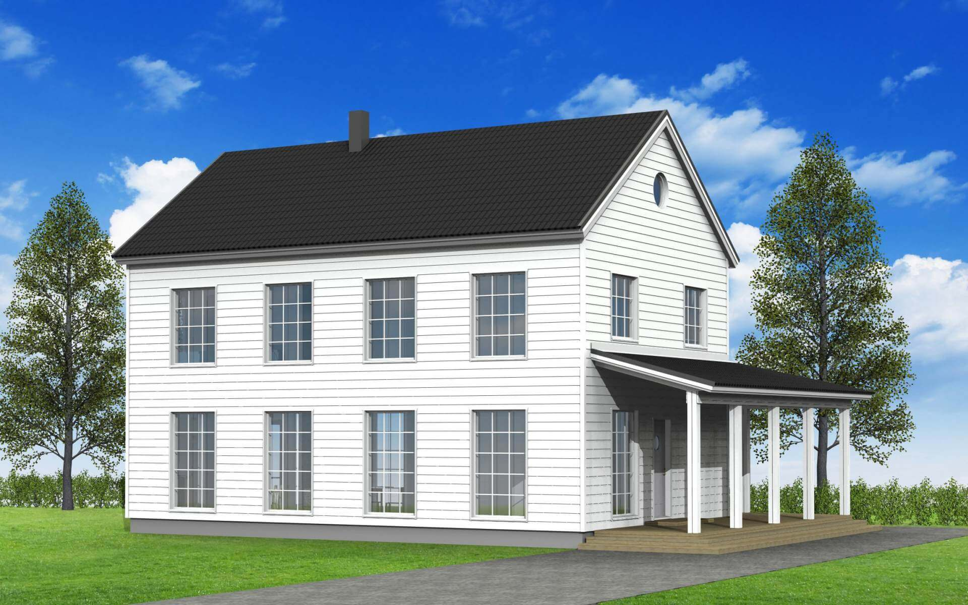 Vertex BD Single-family home