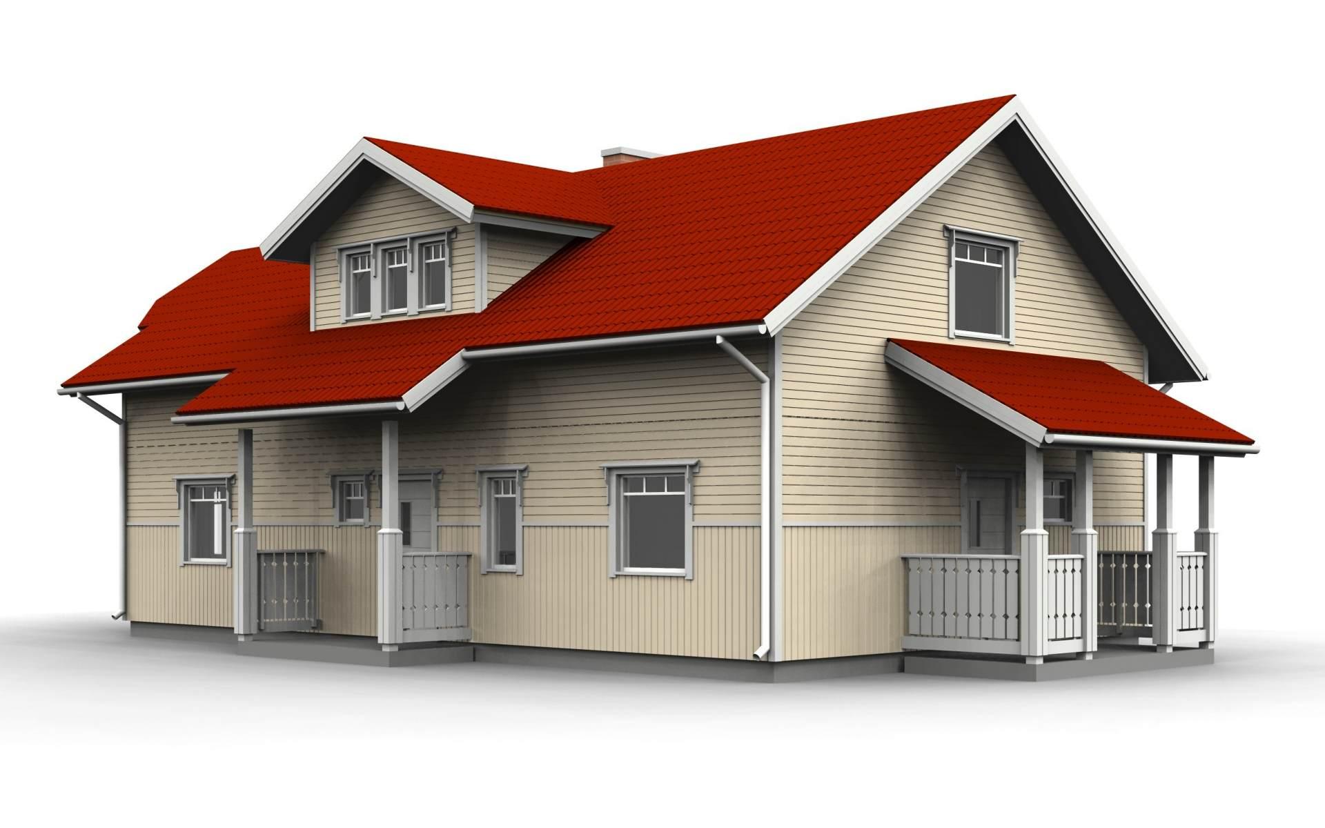 Vertex BD Single-family home