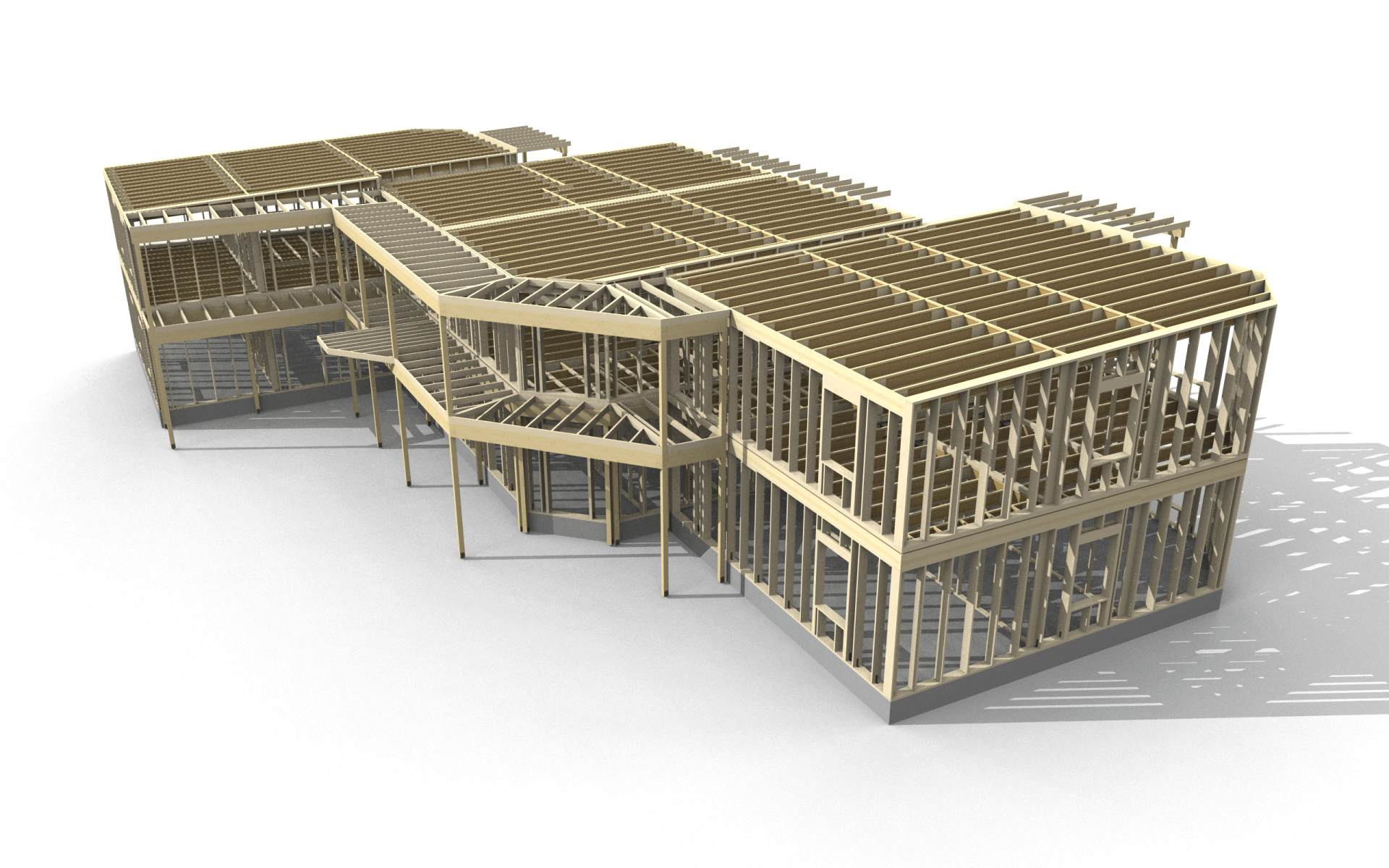 Vertex BD Wood / Timber Framing