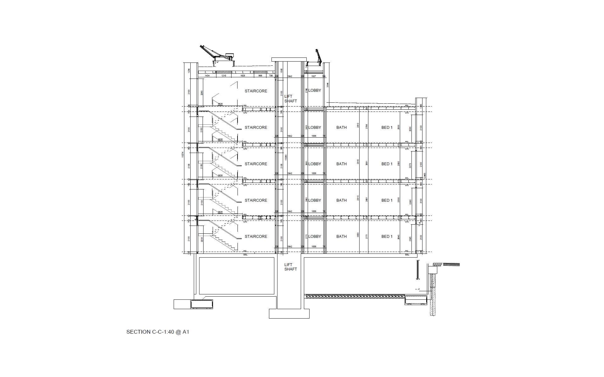 Vertex BD Cold-Formed Steel Framing Section