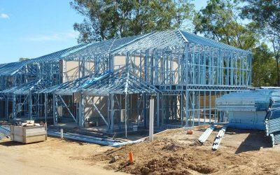 Stoddart Steel House Frames