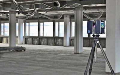 3D Laser Scanning & the Point Cloud: Seeing Is Believing