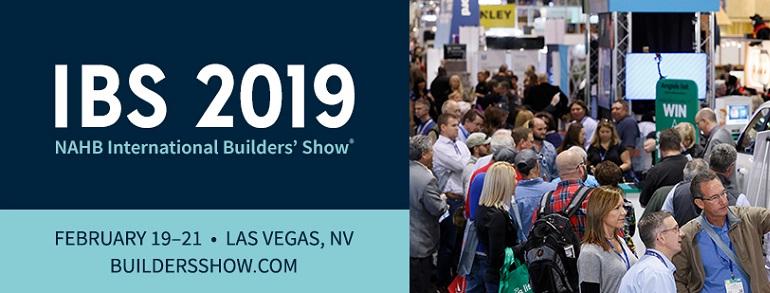 2019 International Builders' Show