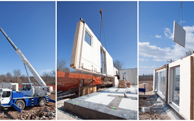 Prefab & BIM Technology Lead to Fast-Track Efficiency