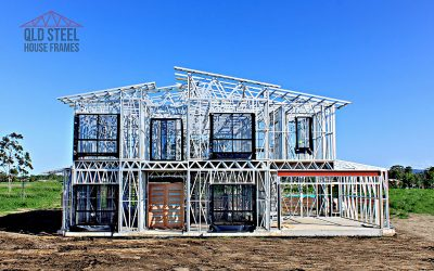 Queensland Steel House Frames