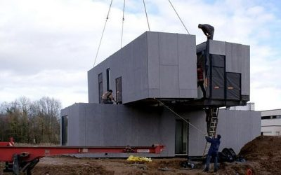 Trending: Modular Construction to Grow Again in 2017